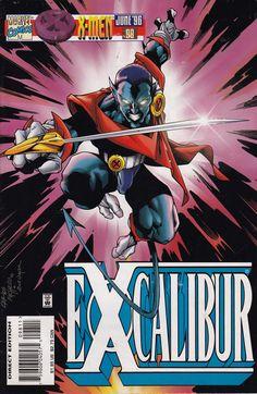 Excalibur - Nightcrawler by Carlos Pacheco