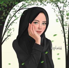 ✔ Cute Paintings For Girls Girly Fashion Painting, Fashion Art, Girl Fashion, Hijab Drawing, Islamic Cartoon, Anime Muslim, Hijab Cartoon, Cute Paintings, Muslim Girls