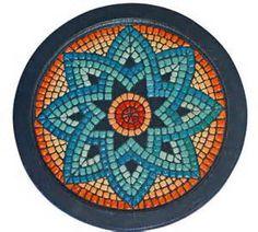 Ancient Greece Mosaic