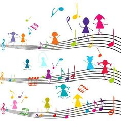 Find Music Note Kids Playing Musical Notes stock images in HD and millions of other royalty-free stock photos, illustrations and vectors in the Shutterstock collection. Thousands of new, high-quality pictures added every day. Kids Singing, Singing Lessons, Kids Playing, Music Images, Music Pictures, Kids Silhouette, Kids Vector, Vector Art, Clip Art