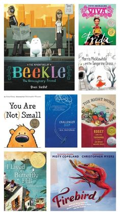 The best kids' books of 2015 from the ALA: Newbery, Caldecott, Coretta Scott King and other award winners and honorees.