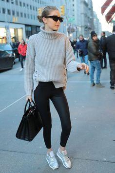 Gigi Hadid shopping NYFW 18