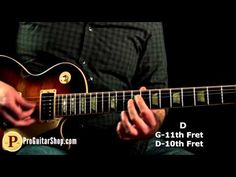 Led Zeppelin Rock and Roll Guitar Lesson - YouTube