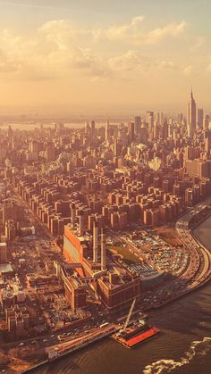 Beautiful Manhattan iPhone 6 Wallpaper 29946 - City iPhone 6 Wallpapers