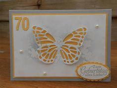 Marita´s Bastelzimmer: Schmetterling