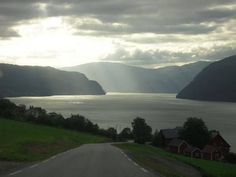 Road to the Nordfjord