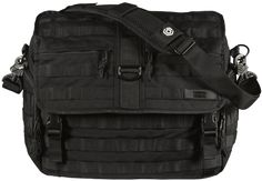 Mission Critical Messenger Diaper Bag....made just for dads!