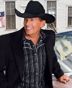 George Strait will always be the king!    I have to comment  that ever having a day where I just need a smile!  WOW!  Need I say more!