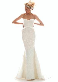 Bridal Boutique | Elizabeth Fillmore Spring 2013
