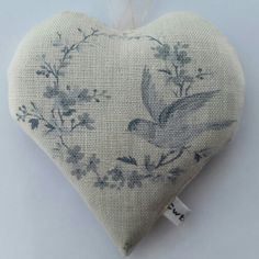Peony and Sage Birdsong Hand Sewn by Cwtches. Stunning design. Just love it.