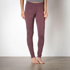 Printed Lean Legging