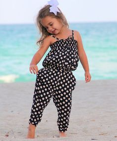 Look what I found on #zulily! Polka Dot Pants Set by Mia Belle Baby #zulilyfinds