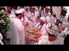 Oye de Dewatomin no Orossi. Ordenação para sacerdotisa no candomblé.