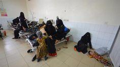 Jemen: Zahl der Cholera-Toten auf mehr als 1100 gestiegen