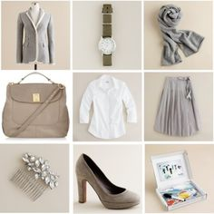 J. Crew outfit