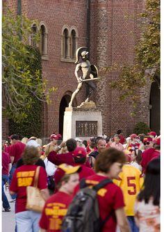 Tommy Trojan | University of Southern California