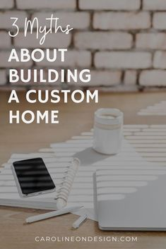 Are you dreaming of building a custom home but you aren't sure it's a possibility for you because you don't have a huge budget? What if I told you that you can, indeed, build a cute and cozy little custom home that is perfect for the way your family lives? It's true. Let's dive into 3 of the top myths.