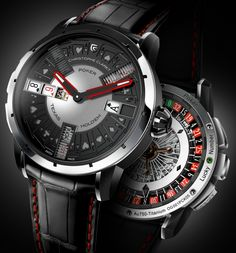 Christophe Claret Poker Watch For Luxury Wrist Gaming   watch releases