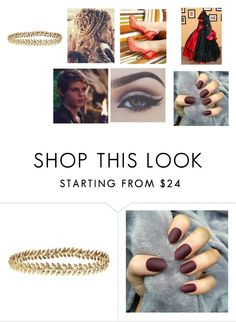 """""""In The Enchanted Forest With Pan"""" by christiana-samuel on Polyvore featuring Ellen Hunter"""