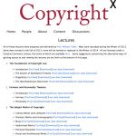 Copyright and Fair Use Center - Stanford University Library #copyright #blogging