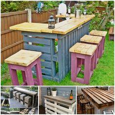 10+ amazing pallet furniture tutorials #diy #pallet #furniture