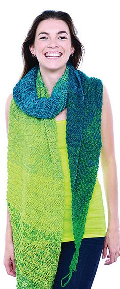 Ravelry: Shades of Green pattern by Adele Cutten & Caroline Moore