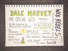 Web Rebels 2015 // Dale Harvey