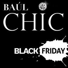 ⚫️Black Friday ⚫️Black Week ⚫️Black Month ⚫️Black Year ..... esto es de locos pero en www.baulchic.com siempre encontrarás precios que te sorprenderán.  ✔️SHOP NOW✔️  #blackfriday #moda #complementos #estilo #chic #preciosquesorprenden #descuentosdelujo #descuentos #chollos #baúldelujo #Baúlchic