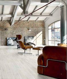 modernist loft