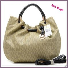 Michael Kors Marina Logo Large Khaki Drawstring Bags, Michael Kors Handbags, Michael Kors Outlet A very special Christmas gift. Mk Handbags, Handbags On Sale, Handbags Michael Kors, Michael Kors Bag, Cheap Handbags, Cheap Michael Kors, Michael Kors Outlet, Fashion Bags, Fashion Accessories