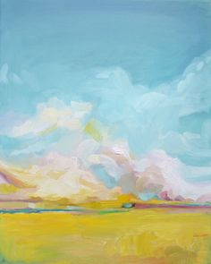 Fine Art Painting Reproduction of oil landscape by EmilyJeffords