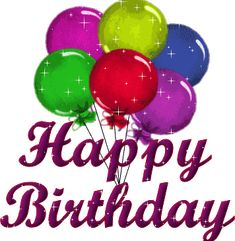 Animated Happy Birthday Wishes Videos Shop Happy Birthday Emoji, Happy Birthday Gif Images, Short Birthday Wishes, Happy Birthday Wallpaper, Happy Birthday Video, Happy Birthday Celebration, Happy Birthday Sister, Happy Birthday Balloons, Happy Birthday Messages