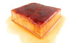 Budín de pan o bread pudding: el de toda la vida