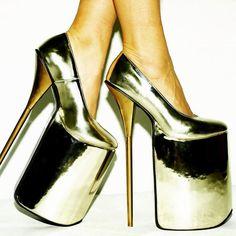 Gold News  #shoeporn #shoestagram #shine #shinee #heels #trend #ootd #12inch #gold #golden #fetish #poledance #poledancenation #polelife #trendalert #pleaser #pleasershoes #polepleaser #poleshoes #heelfetish #stripper #exoticdancer