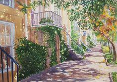 Shadow Walk by Durinda Cheek