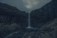 Triste Ou Magnifique - Iceland On Behance - 58111, curated by Michael Paul Young on Buamai.