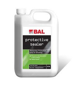 BAL Protective Sealer 2.5 LTR