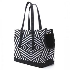 LoveThyBeast Canvas Dog Tote Dazzle