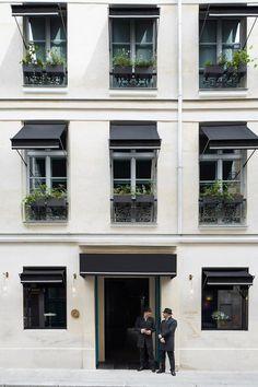 Le Roch Hotel & Spa - Front of the Hotel http://www.s2hcommunication.com/en/node/1003