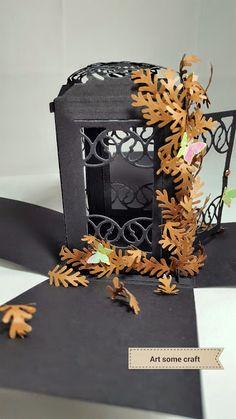 Fall explosion box