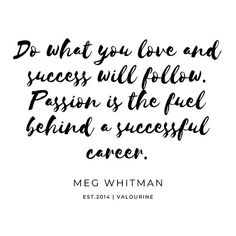 Discover recipes, home ideas, style inspiration and other ideas to try. Love Your Job Quotes, Follow Your Dreams Quotes, Done Quotes, Dream Quotes, Love Yourself Quotes, Wealth Quotes, Passion Quotes, Servant Leadership, Leader In Me