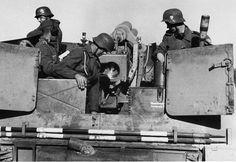 Sd.Kfz. 165 Hummel.