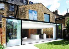 HomeMade: Bureau de Change Joins Two London Houses With a Stunning Renovation