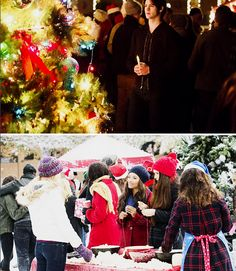 "#TVD 6x10 ""Christmas Through Your Eyes"""