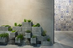 Projeto Estúdio Brunato na Expo Revestir para Cerâmica Elizabeth