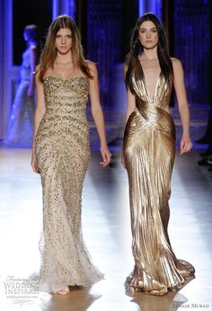 Zuhair Murad S/S 2012 ...the one on the right.