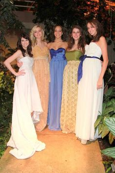Spring Fashion Show gowns [Img Heavy!] - CLOTHING | craftster.org
