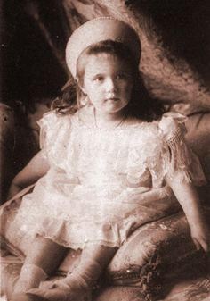 Many myths existed over the fate of Anastasia. (Pictured as a toddler). Now scientists have proved that she was murdered  on the night of July 16/17, 1918 with  her entire family, along with three servants and Doctor Botkin. All were shot dead by the Bolshevicks.