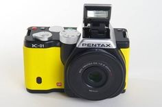 Pentax Camera by Marc Newson