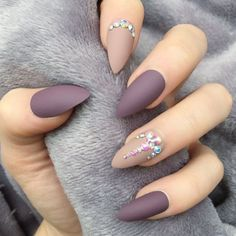 Winter Nail 2018 Colors Thinking of adjusting up your nail form, however, don't grasp that direction to go? With numerous choices currently, it may be exhausting to decide on the most effective nail form. I've forever been reasonably intrigued by the additional elaborate shapes like almond or coffin nails